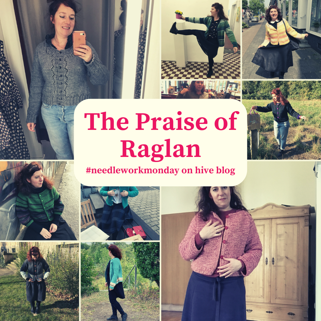Praise of Raglan knitting